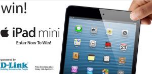 Enter to Win iPad Mini at BB