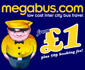 Megabus Hot Deals