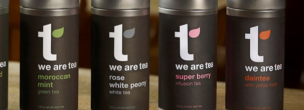 Treat yourself with tea goodies