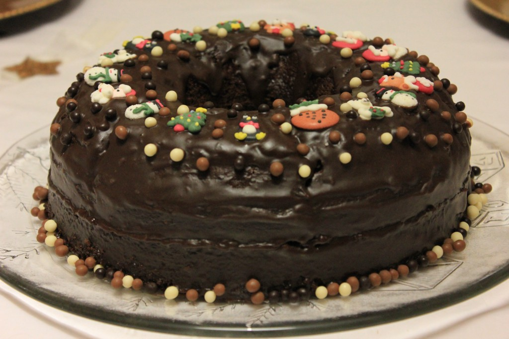 Piernik - Gingerbread Christmas Cake