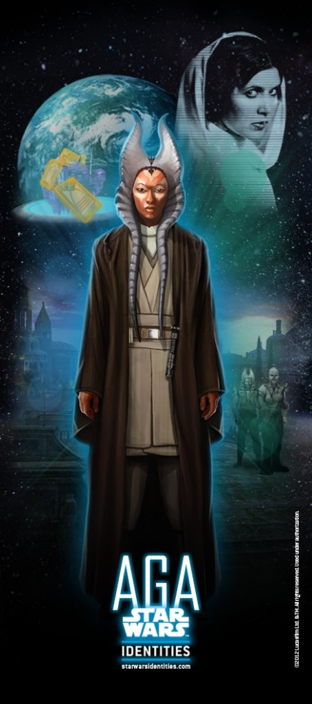 Star Wars Identities - Aga