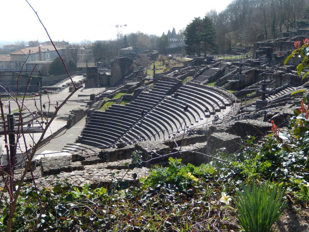 Gallo-Roman theatre