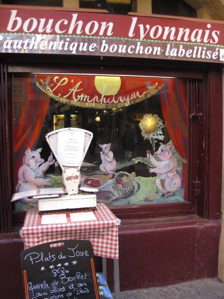 Bouchons in Lyon