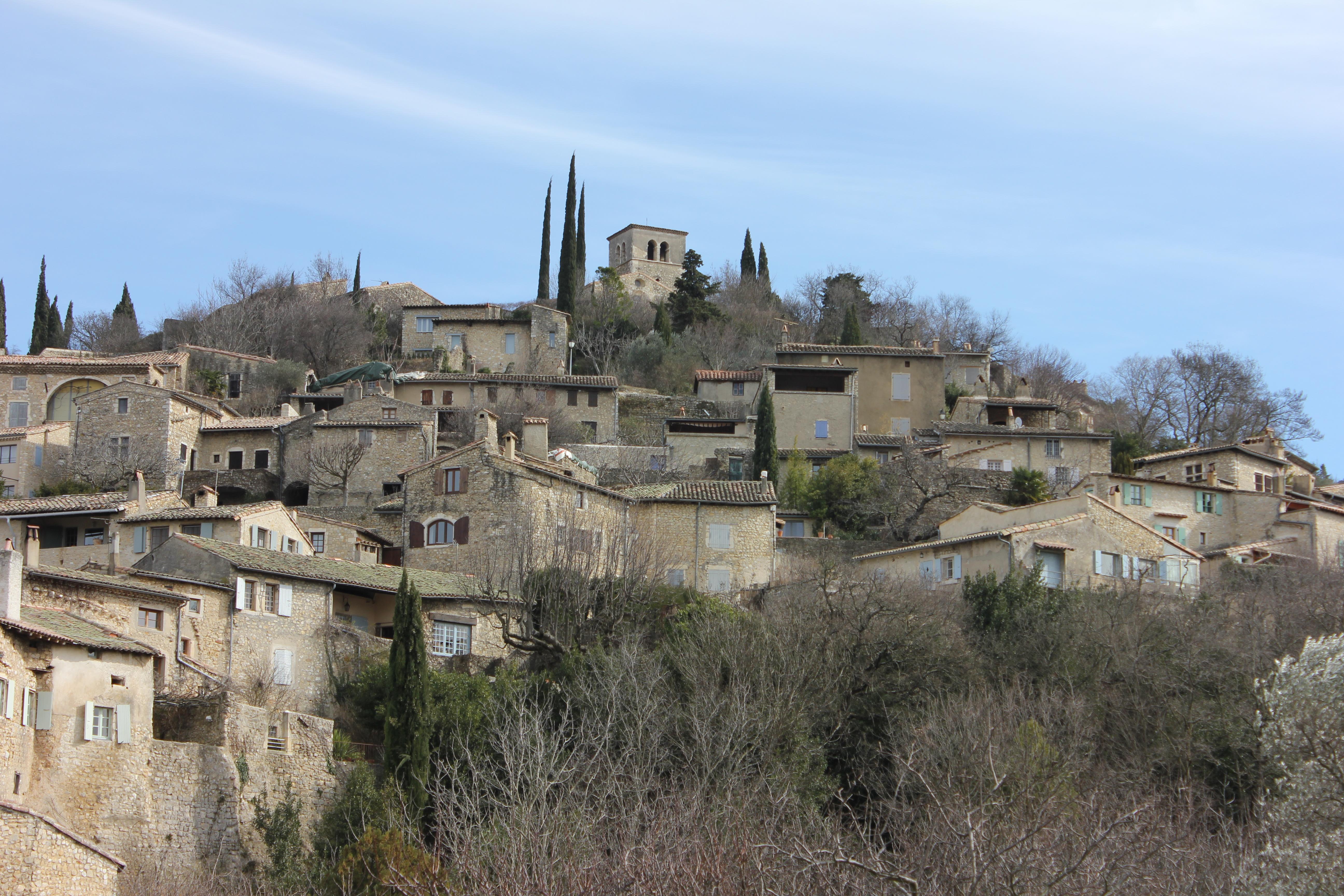 Les Plus Beaux Villages de France, Mirmande