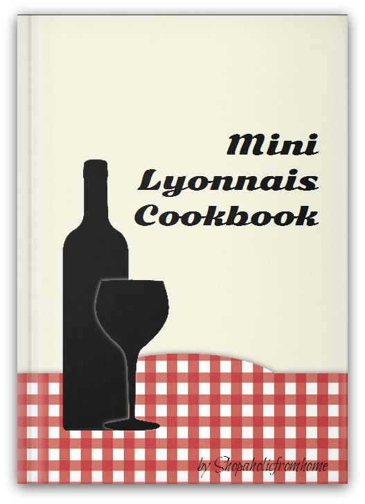 Lyonnais Cookbook Gift from Lyon
