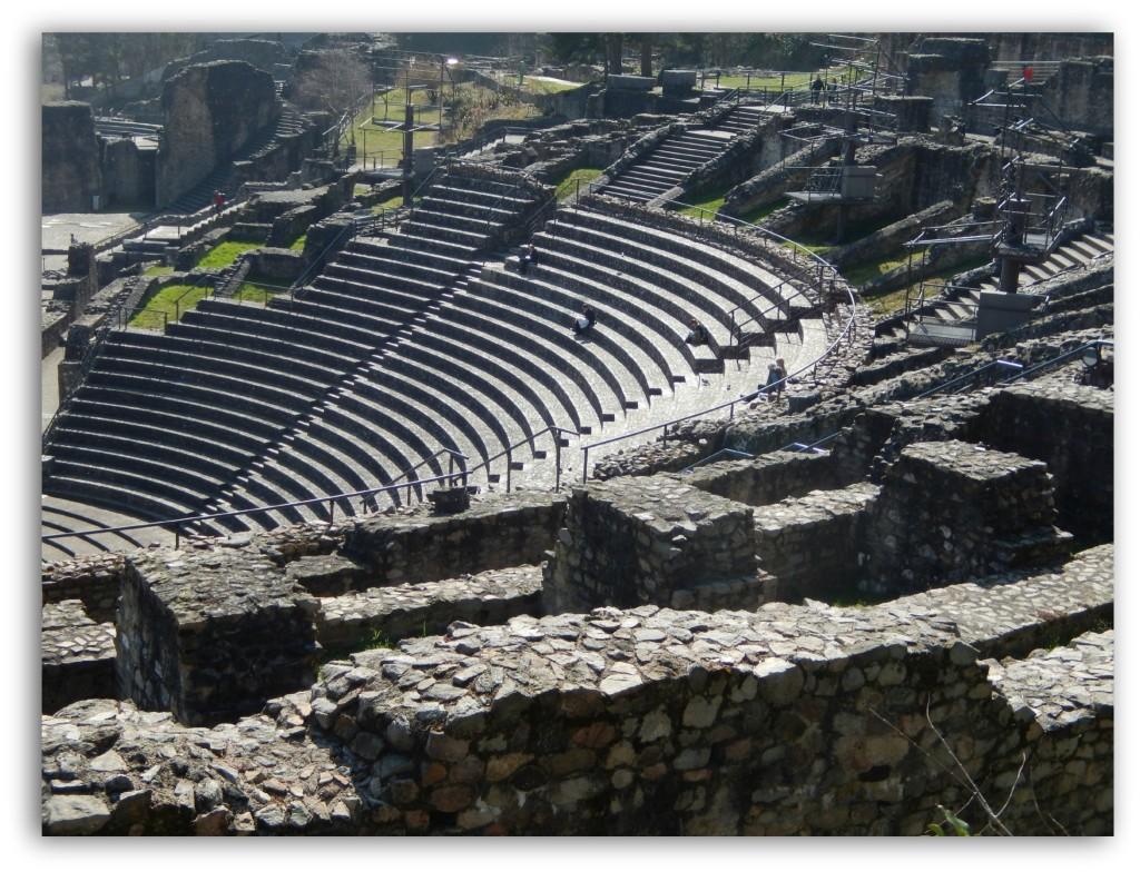 Galo Roman Theater