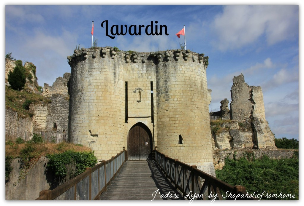 Lavardin - one of the Most Beautiful Villages in France