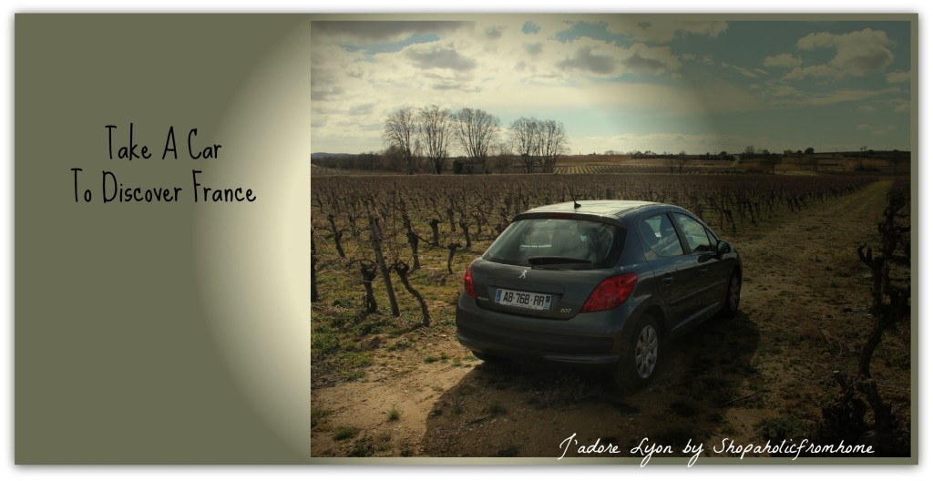 Take A Car To Discover France