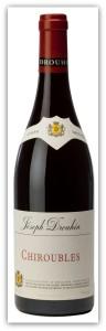 Chiroubles Beaujolais Wine
