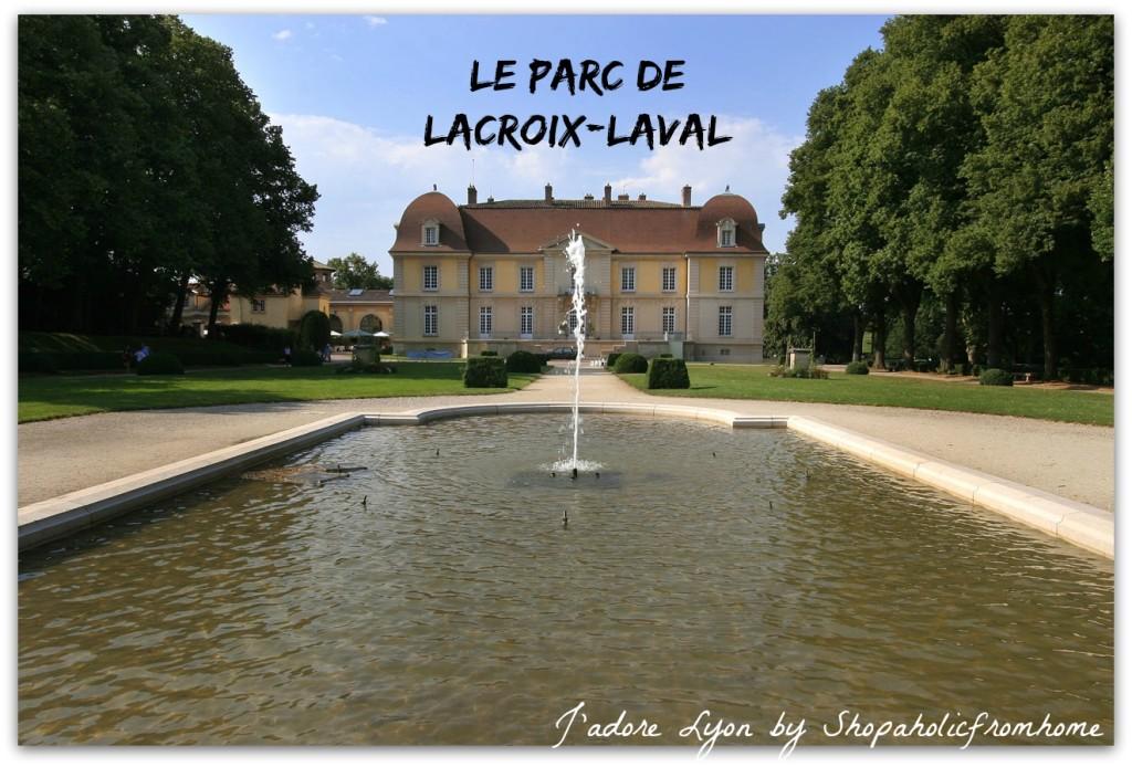 Le Parc de Lacroix-Laval by GrandLyon