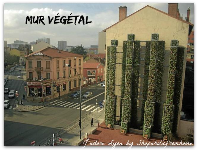 Mur Végétal by metronews
