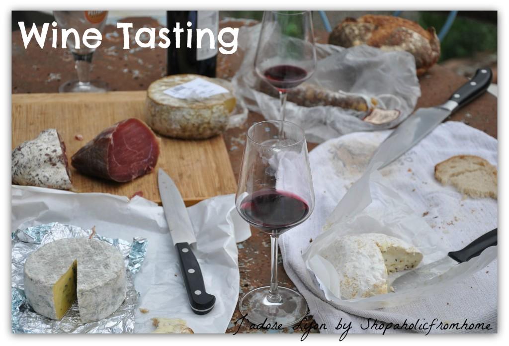 Happy Wine Tasting
