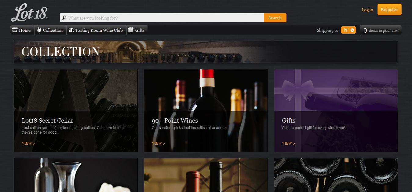 Lot18.com Wine Deals
