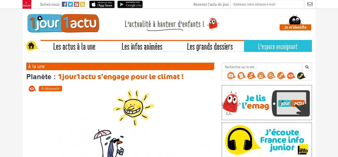 1jour1actu - read online news