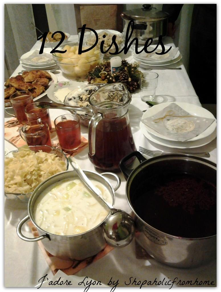 12 Dishes - 12 Potraw