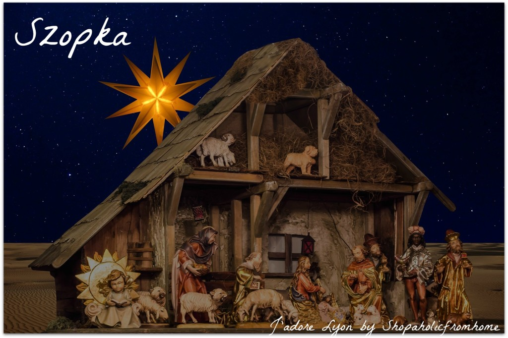 Szopka - Nativity Scence