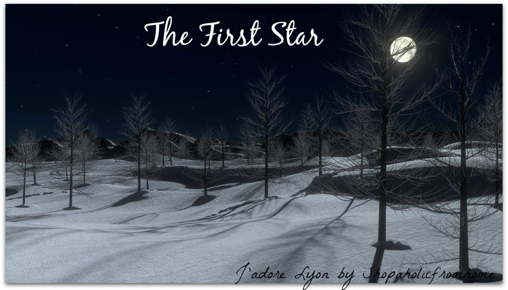 Pierwsza Gwiazdka - The First Star