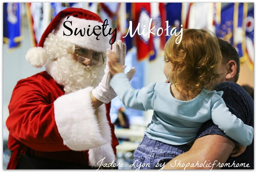 Swiety Mikolaj - Santa Claus
