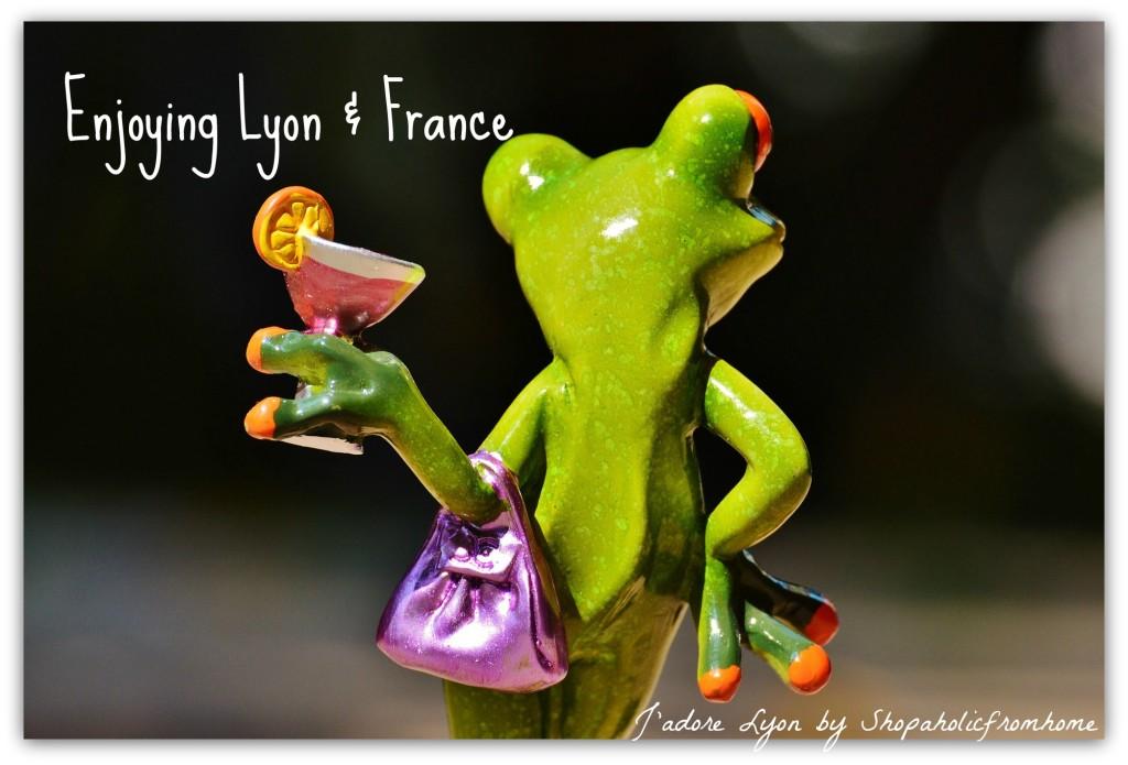 Enjoying Lyon and France