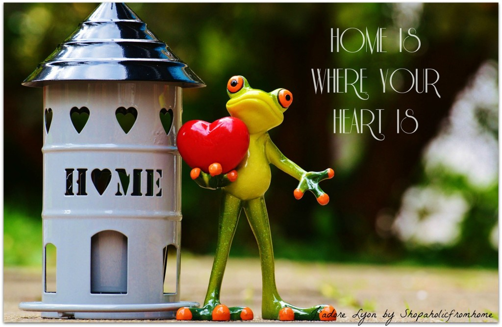 My Home is Where My Heart Is...Lyon