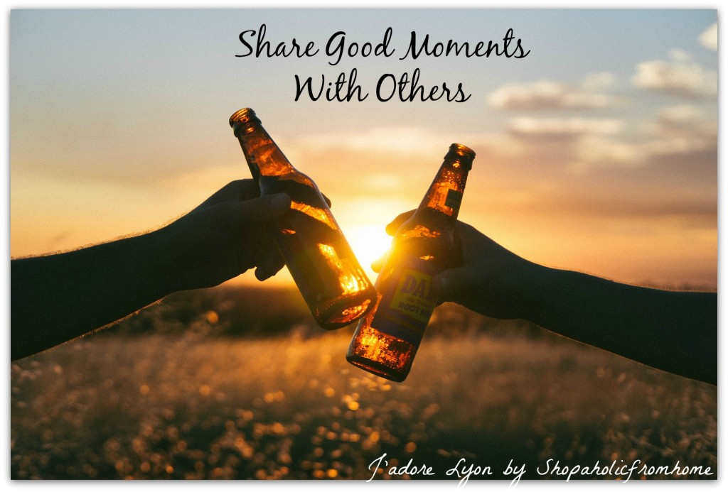 Share Good Moments with Others