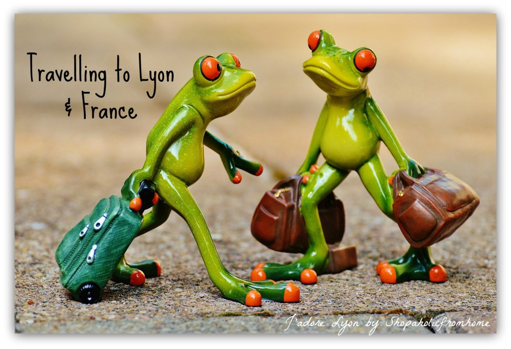 Travelling to France and Lyon
