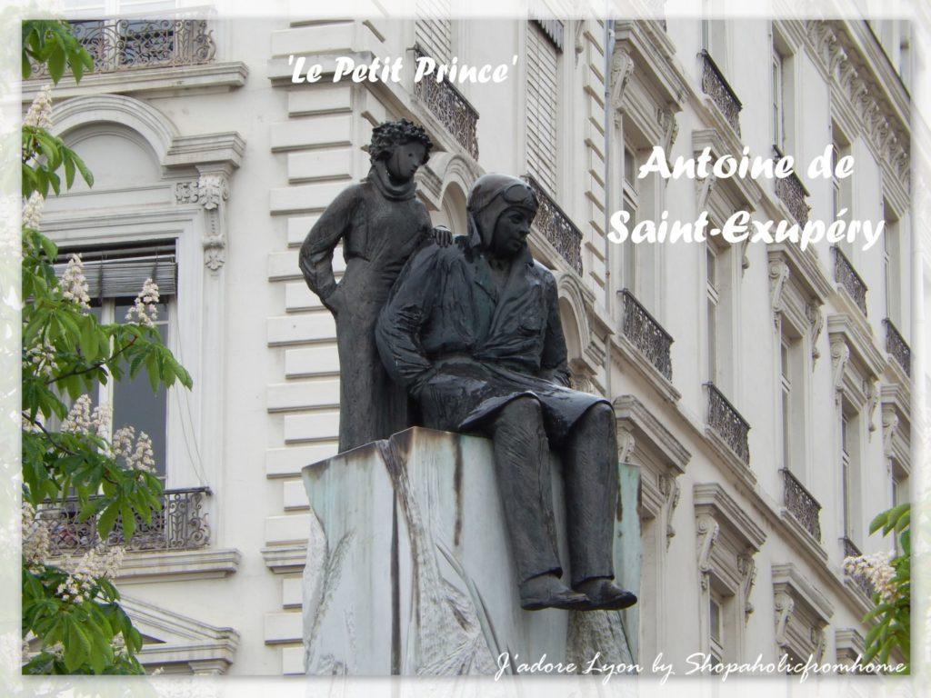Antoine de Saint-Exupéry and a Friend