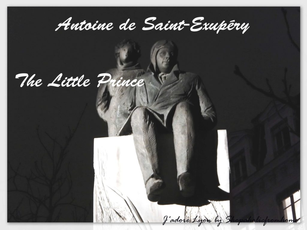 Antoine de Saint-Exupéry1