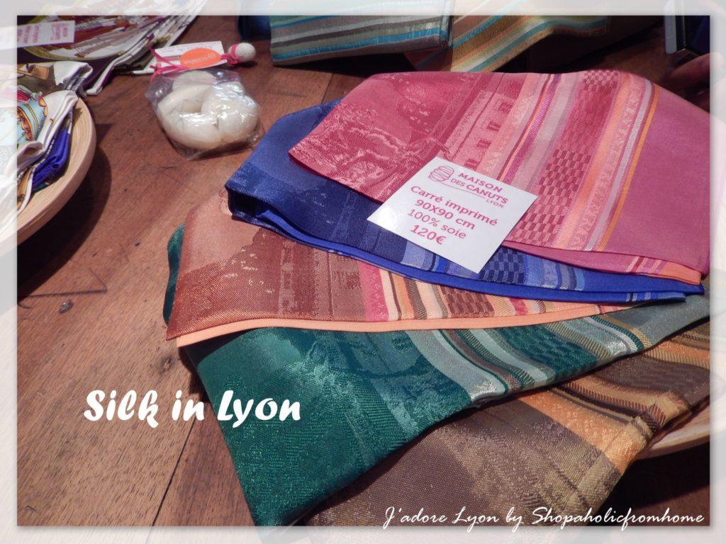 Silk in Lyon