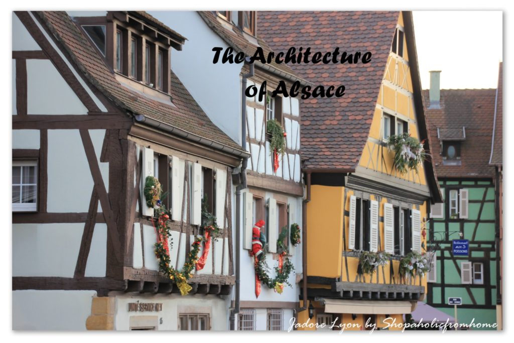 The Architecture of Alsace