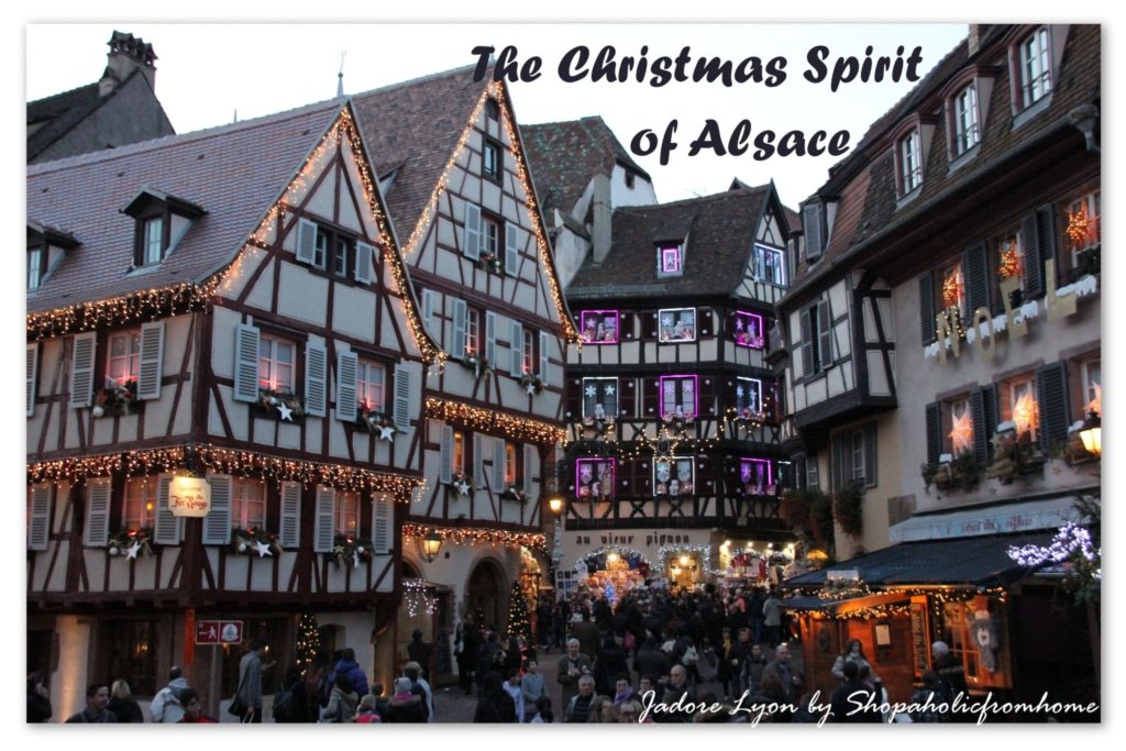The Christmas Spirit of Alsace