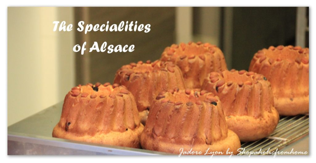 The Specialities of Alsace