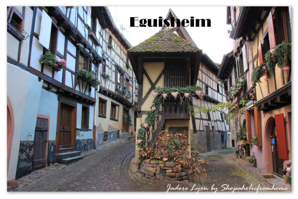 Visit Eguisheim