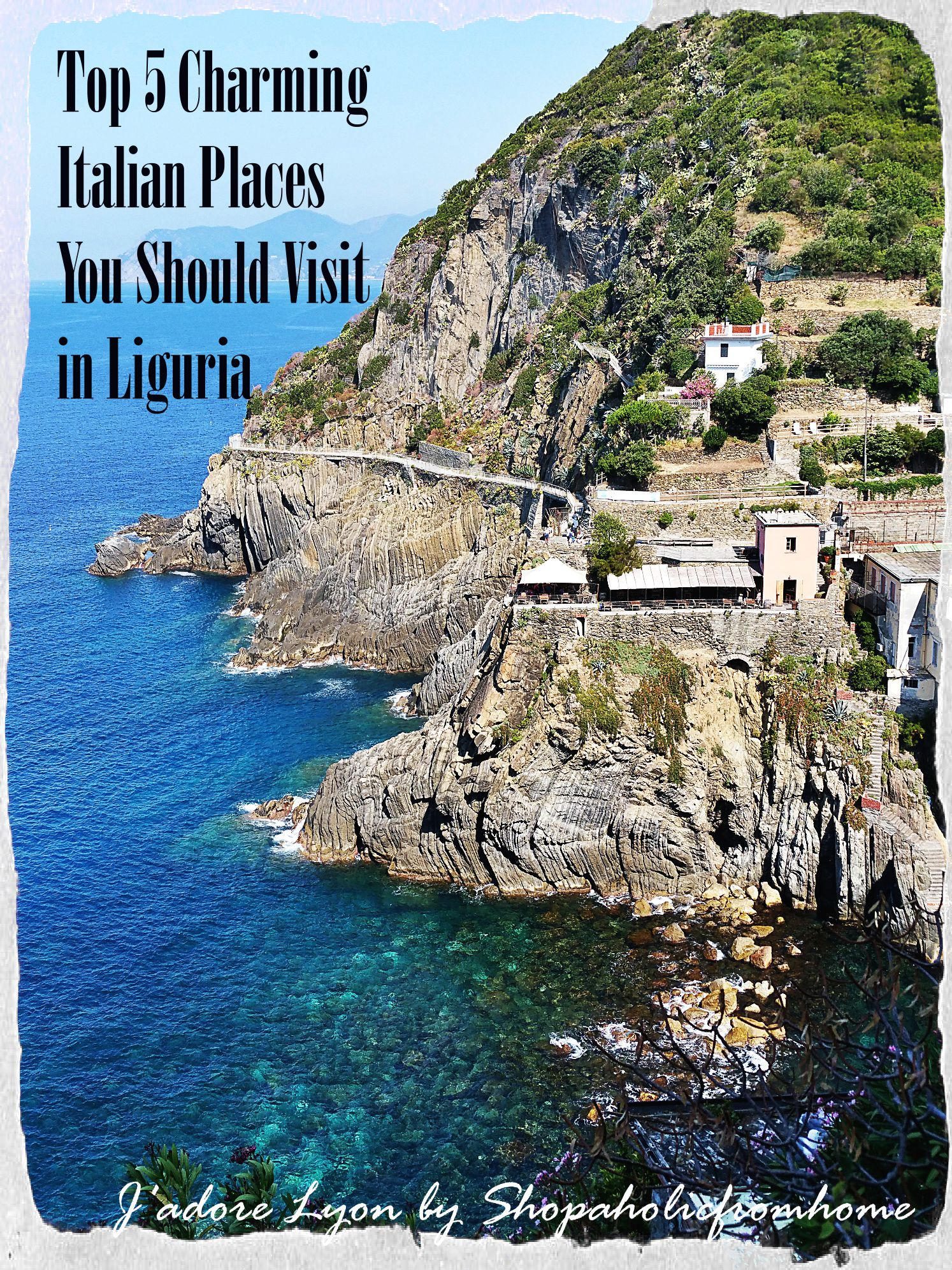 Top 5 Charming Italian Places You Should Visit in Liguria - Feature