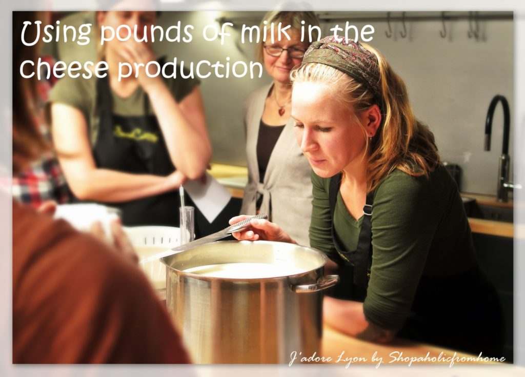 Using-milk-in-the-cheese-production-process