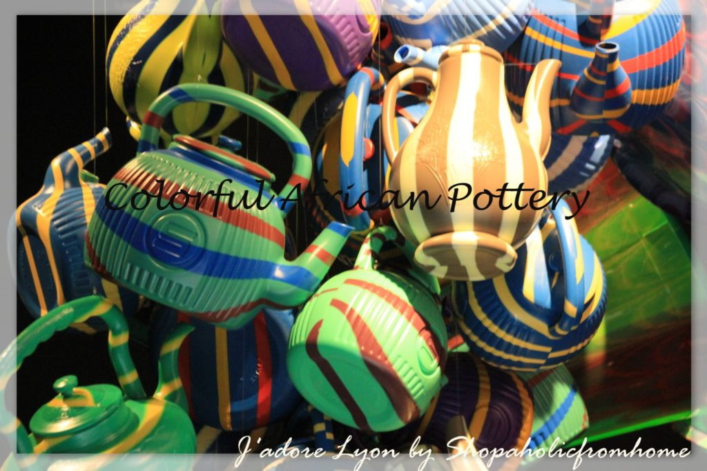 colorful-african-pottery