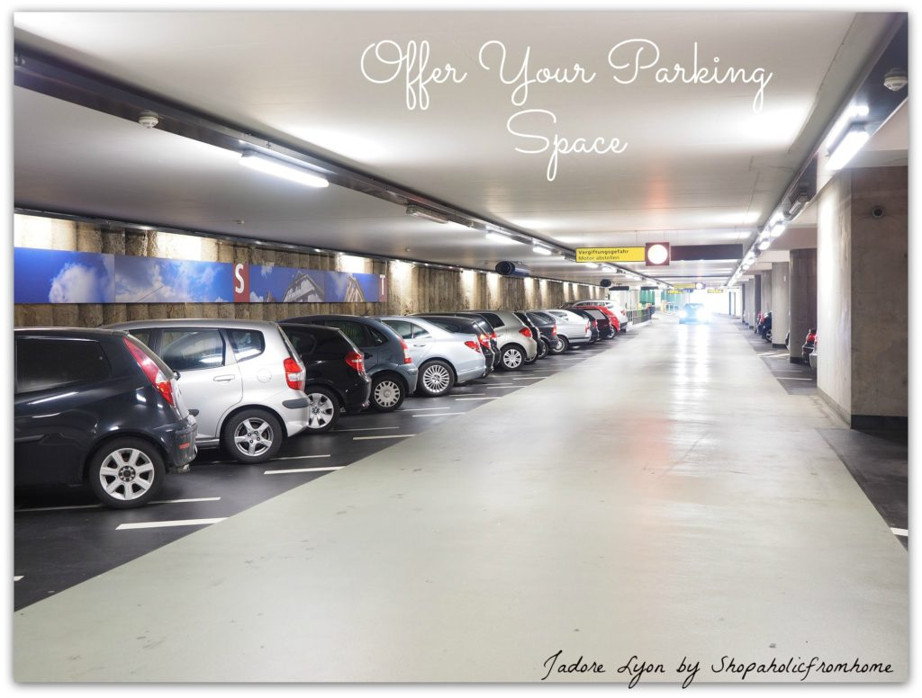 Offer Your Parking Space