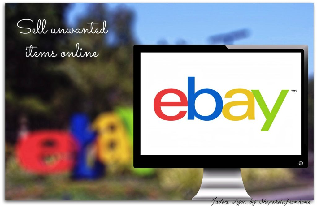 Sell unwanted items online