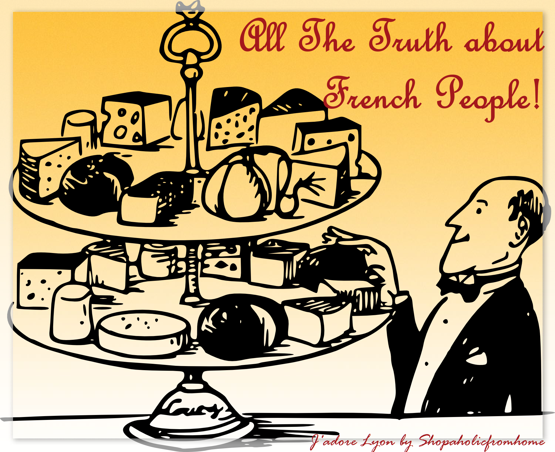 All The Truth About French People