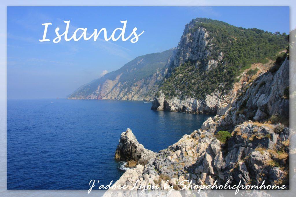 Portevenere - islands