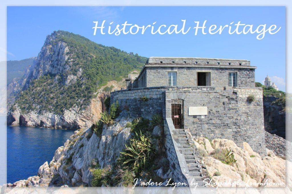 Portovenere - Historical Heritage