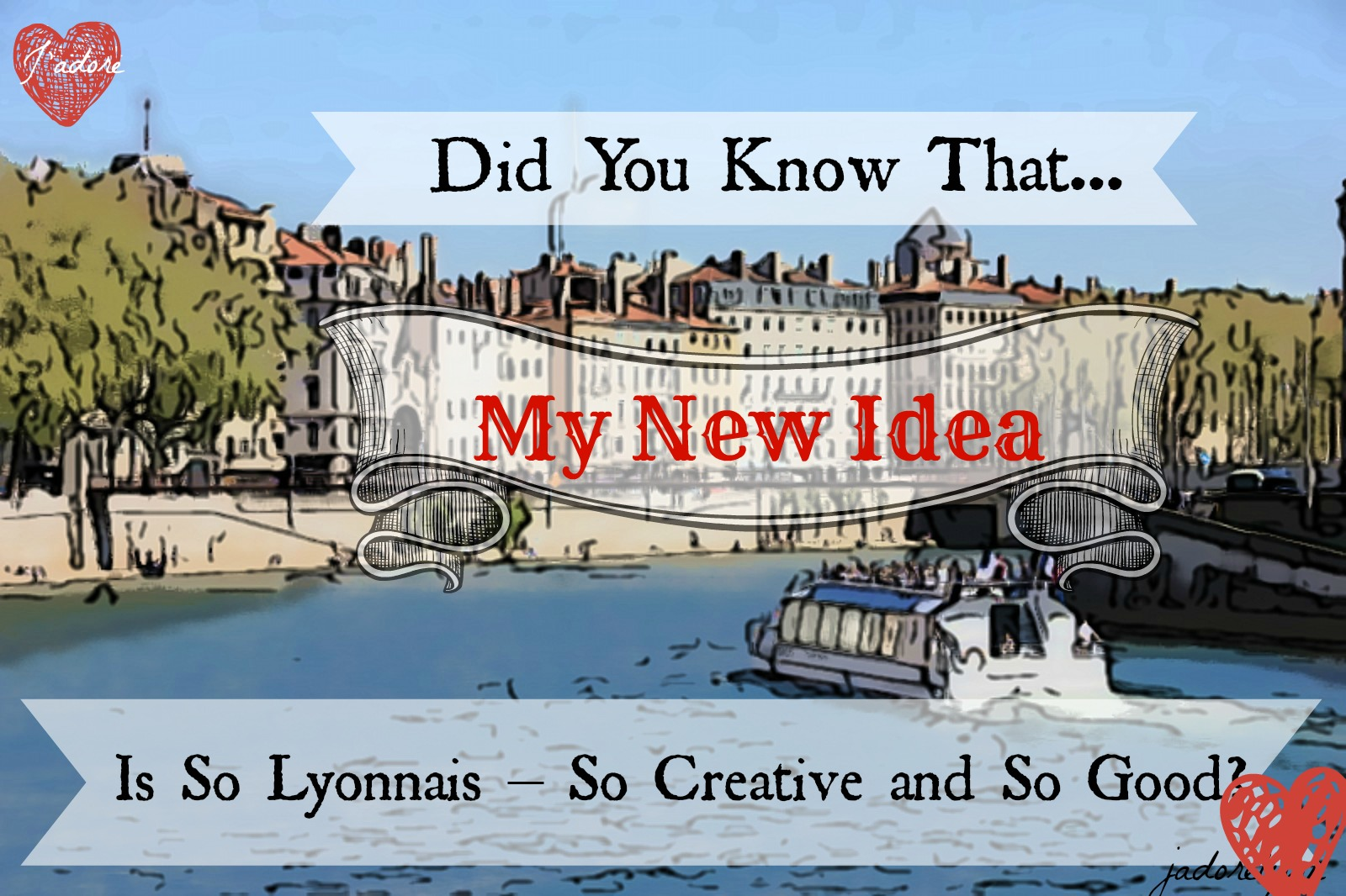 Did You Know that about my new idea