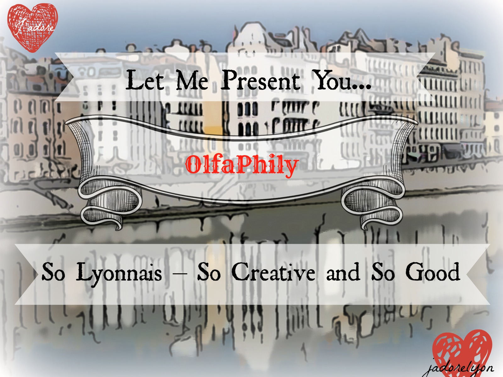 Let Me Present You - OlfaPhily