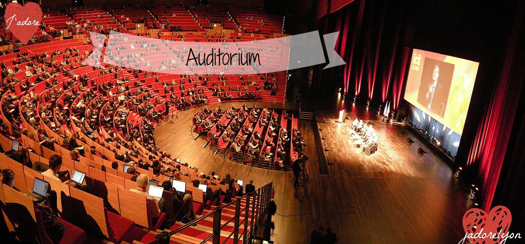 Auditorium Lyon Cité_Internationale