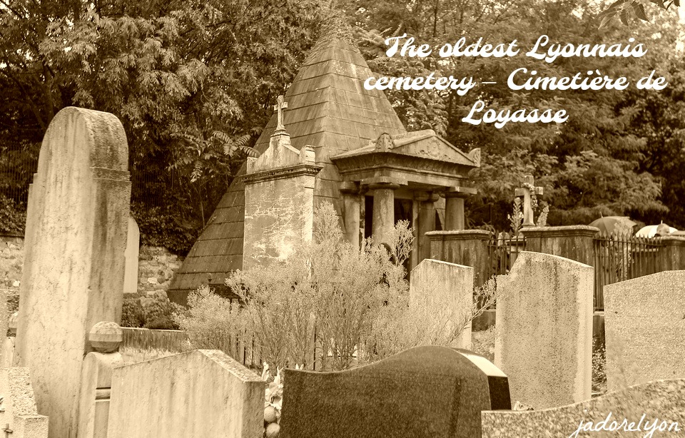 Le cimetière de Loyasse à Lyon by 20minutes