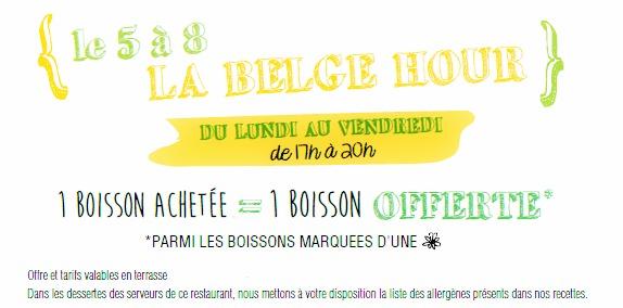 Leon de B Happy Hours Offer