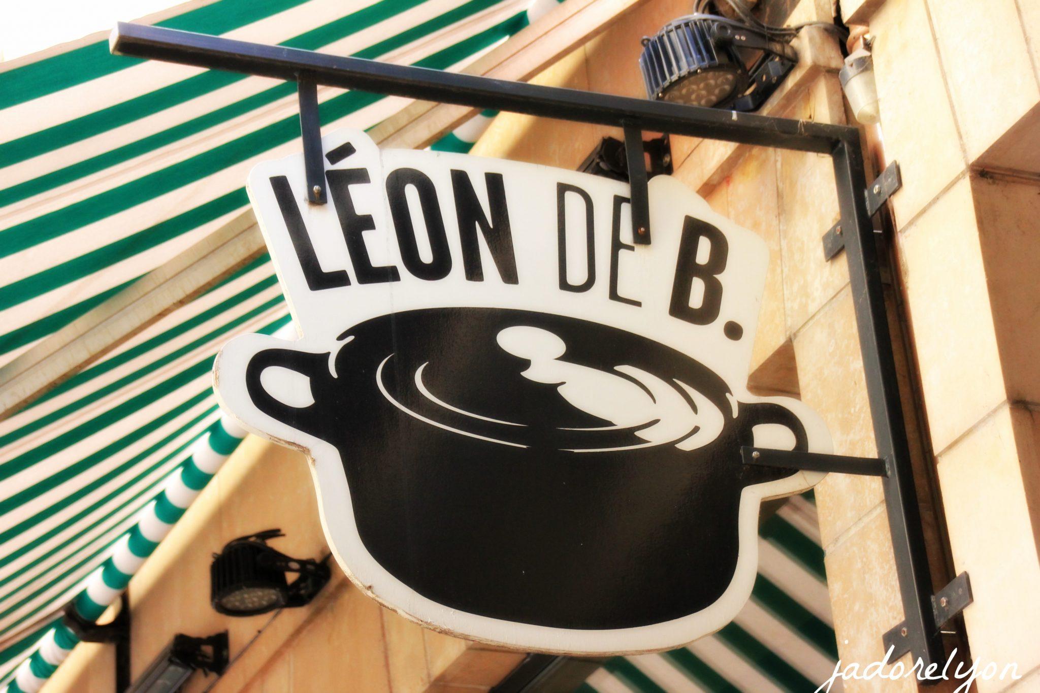 Leon de B in Lyon