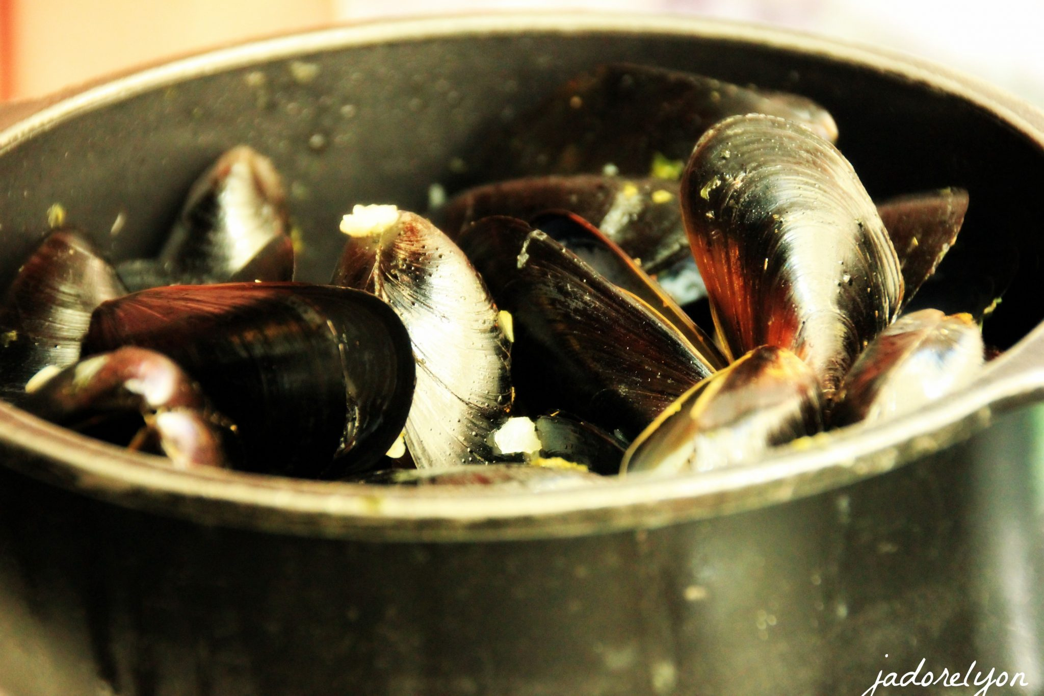 Moules-Fries Not French But Belgian