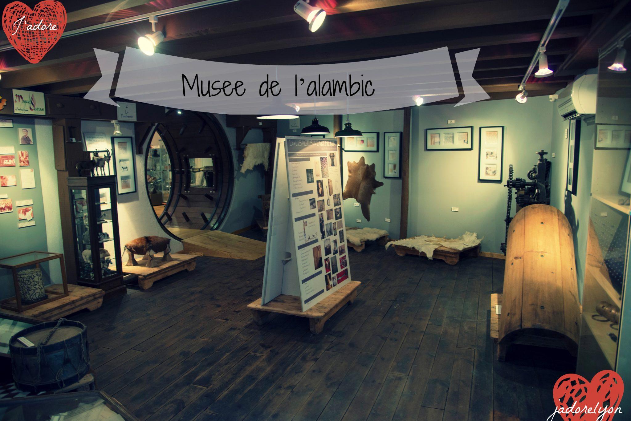 Musee de l'alambic