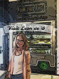 Visit Leon de B for best moules frites food belgian experience